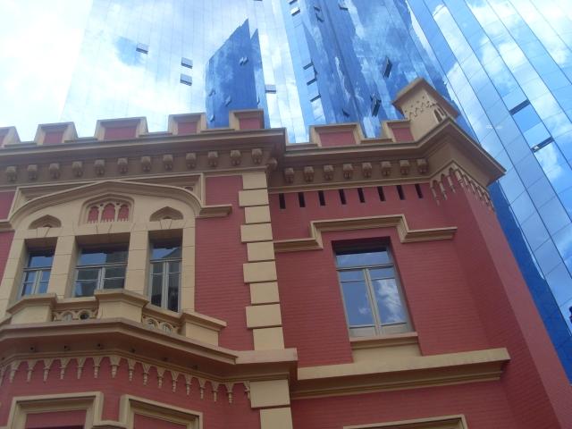Os mesmos prédios de outro ângulo