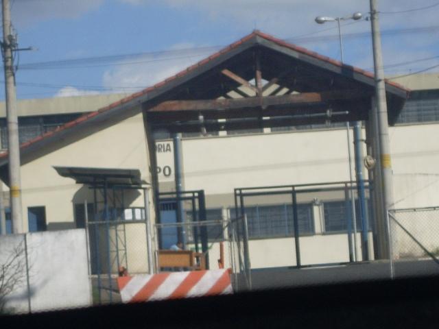 Frente do CDP de São Bernardo do Campo